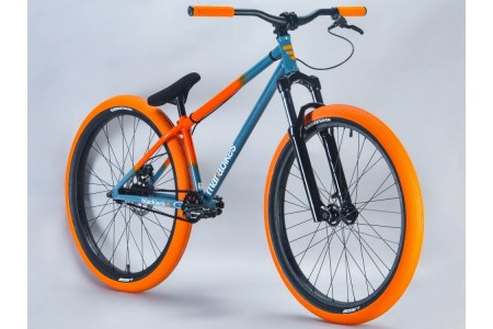 "26"" Dirt Jump MAFIA BLACKJACK ORANGE"