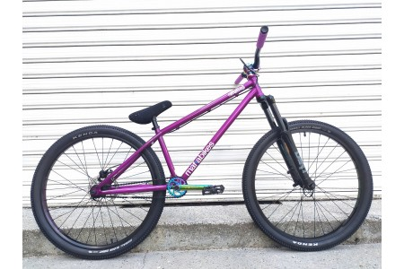 "26"" Dirt Jump MAFIA 'N NS BIKES Collaboration"