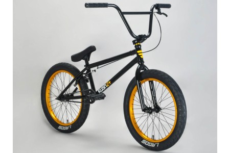 "MAFIA Kush2+ BMX 20"" BLACK GOLD"