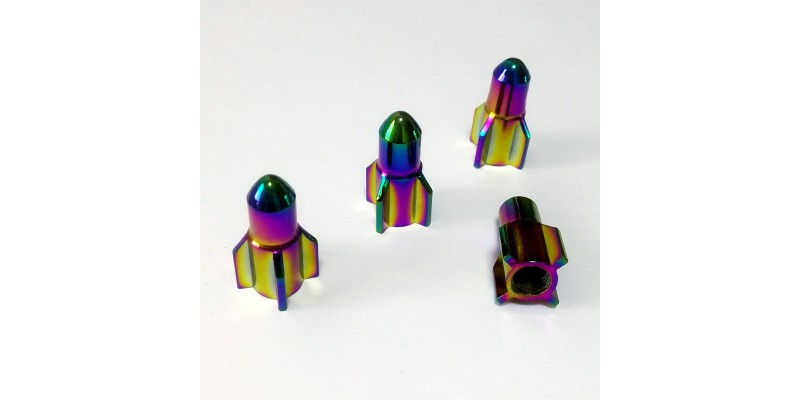 Atom Rockets капачки за вентил