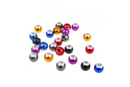 Капачки Вентил (Billiard 8 Balls)