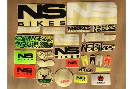 NS Sticker Pack #1