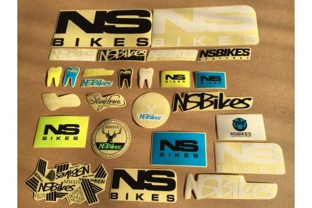 NS Sticker Pack #3