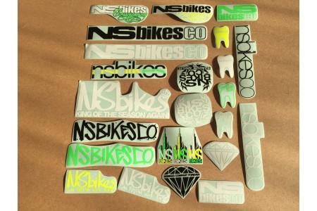 NS Sticker Pack #2
